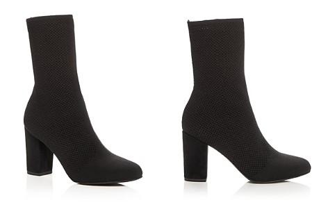 Kenneth Cole Women's Alyssa Stretch Knit High-Heel Booties - Bloomingdale's_2