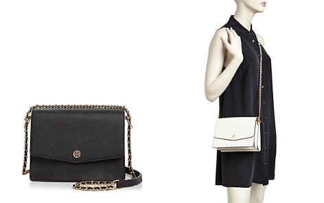 Tory Burch Robinson Convertible Leather Shoulder Bag - Bloomingdale's_2