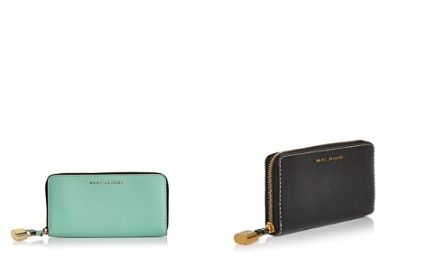 Marc Jacobs The Grind Standard Continental Leather Wallet - Bloomingdale's_2