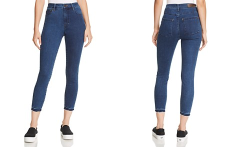 Parker Smith Cropped Skinny Jeans in Blue Haze - Bloomingdale's_2