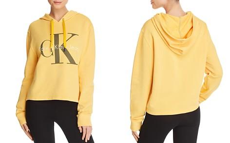 Calvin Klein Jeans Logo Hooded Sweatshirt - Bloomingdale's_2