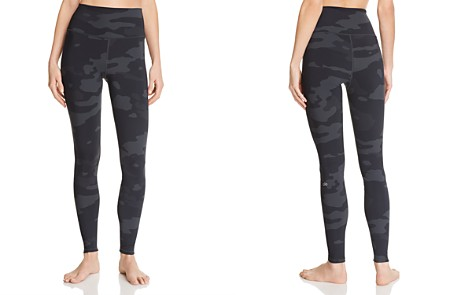 Alo Yoga Vapor High-Waist Camo Leggings - Bloomingdale's_2