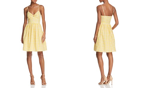 Endless Rose Gingham Fit-and-Flare Dress - Bloomingdale's_2