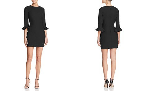 LIKELY Bedford Flared-Cuff Mini Dress - Bloomingdale's_2