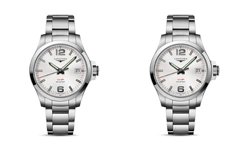 Longines Conquest VHP Watch, 41mm - Bloomingdale's_2