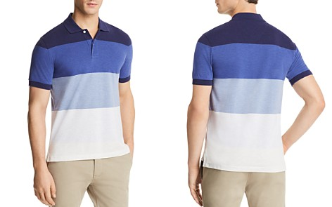 Brooks Brothers Bold Stripe Short Sleeve Polo Shirt - Bloomingdale's_2