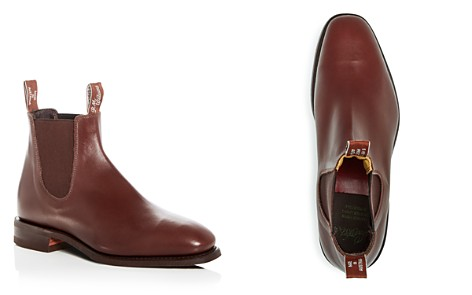 R.M. Williams Men's Leather Chelsea Boots - Bloomingdale's_2