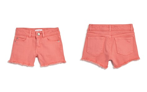 DL1961 Girls' Coral Cutoff Shorts - Big Kid - Bloomingdale's_2