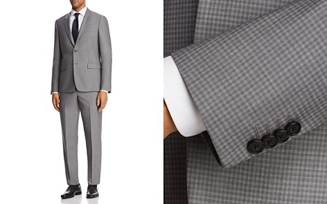 Theory Tailored Gingham Suit Separates - Bloomingdale's_2