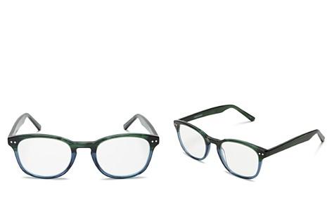 Corinne Mccormack Ricki Round Reader Sunglasses, 49mm - Bloomingdale's_2