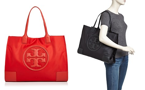 Tory Burch Ella Nylon & Leather Tote - Bloomingdale's_2