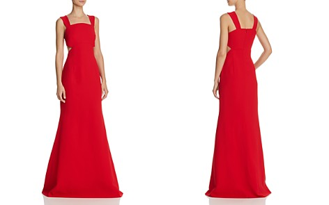 Jill Stuart Side-Cutout Gown - Bloomingdale's_2