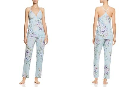 Flora Nikrooz Aviva Knit PJ Set - Bloomingdale's_2