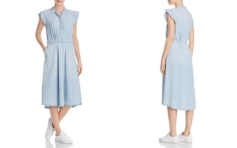 Joie Awel Chambray Shirt Dress - Bloomingdale's_2
