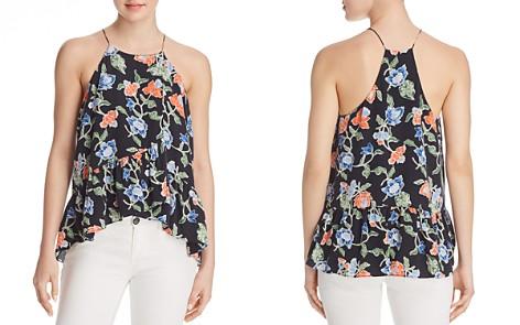 Joie Derwen Floral Silk Top - Bloomingdale's_2