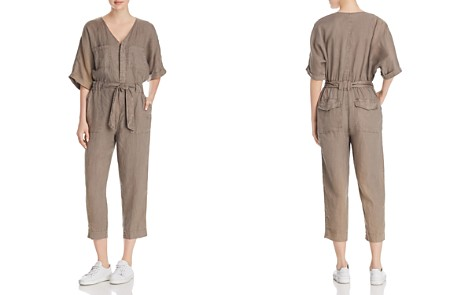 Joie Frodina Cropped Jumpsuit - Bloomingdale's_2