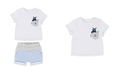 Little Marc Jacobs Boys' Dragon Tee & Striped Shorts Set - Baby - Bloomingdale's_2