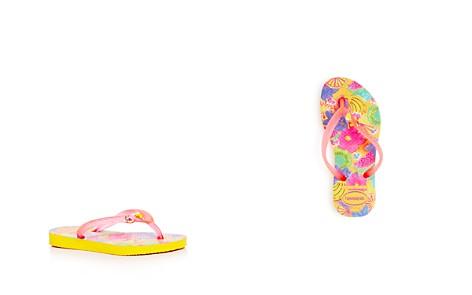 havaianas Girls' Summer Slim Flip-Flops - Walker, Toddler, Little Kid - Bloomingdale's_2