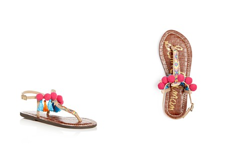 Sam Edelman Girls' Gigi Bohemian T-Strap Thong Sandals - Toddler, Little Kid, Big Kid - Bloomingdale's_2