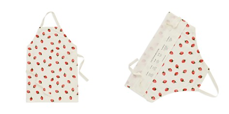 kate spade new york Strawberry Print Apron - Bloomingdale's_2