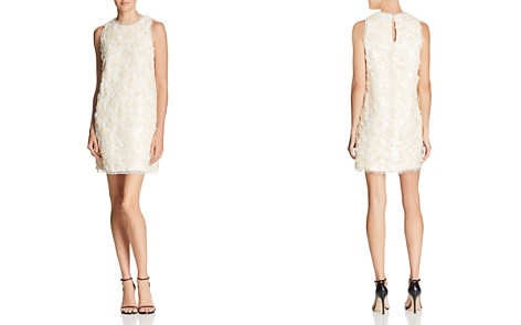 Laundry by Shelli Segal Embellished Shift Dress - Bloomingdale's_2