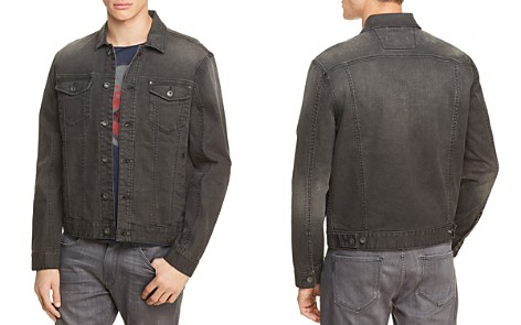 John Varvatos Star USA Denim Trucker Jacket - 100% Exclusive - Bloomingdale's_2