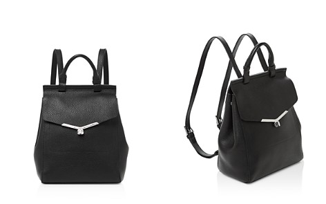 Botkier Vivi Pebbled-Leather Backpack - Bloomingdale's_2
