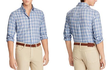 Polo Ralph Lauren Plaid Classic Fit Button-Down Shirt - Bloomingdale's_2