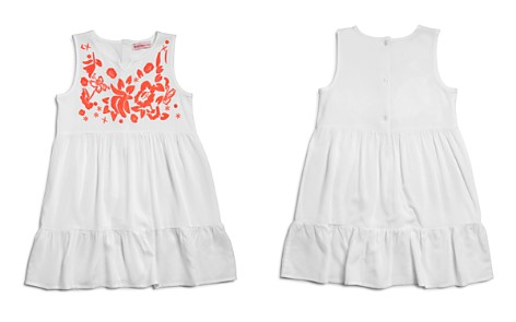 Design History Girls' Embroidered Shirt Dress - Little Kid - Bloomingdale's_2