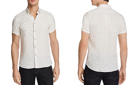 Ted Baker Bloopin Regular Fit Button-Down Shirt - 100% Exclusive - Bloomingdale's_2
