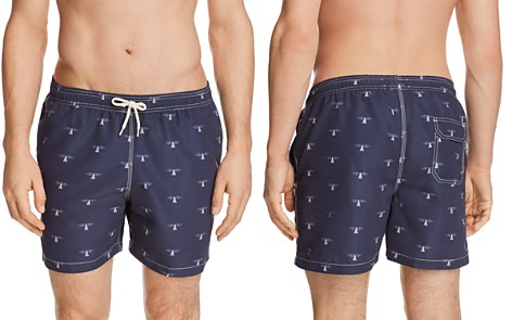 Barbour Beacon Print Swim Trunks - Bloomingdale's_2