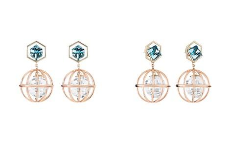 Atelier Swarovski x Mary Katrantzou Nostalgia Drop Earrings - Bloomingdale's_2