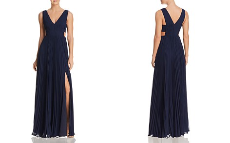 Fame and Partners The Lexus Chiffon Gown - 100% Exclusive - Bloomingdale's_2