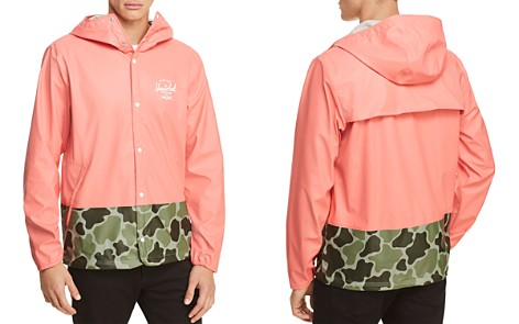 Herschel Supply Co. Forecast Hooded Coach's Jacket - Bloomingdale's_2