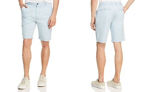7 For All Mankind Twill Chino Shorts - Bloomingdale's_2