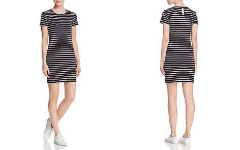 FRENCH CONNECTION Striped Sheath Dress - Bloomingdale's_2