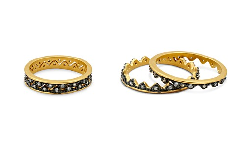 Freida Rothman Bar Stacking Rings, Set of Two - Bloomingdale's_2