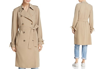 Dylan Gray Trench Coat - Bloomingdale's_2