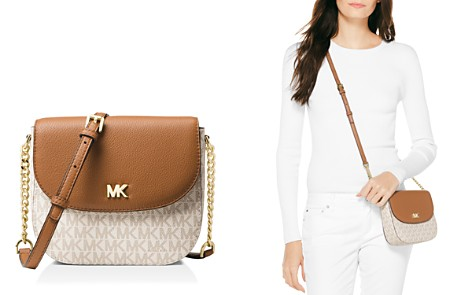 MICHAEL Michael Kors Half Dome Crossbody - Bloomingdale's_2