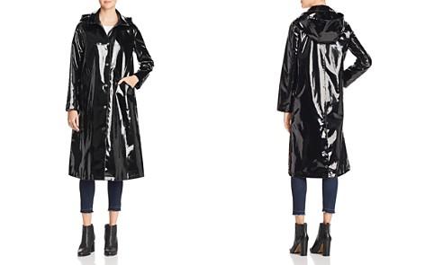 Jane Post Long Snap Slicker Raincoat - Bloomingdale's_2