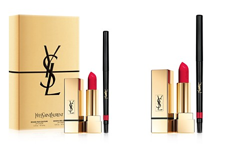 Yves Saint Laurent Red Lip Kit ($67 value) - Bloomingdale's_2
