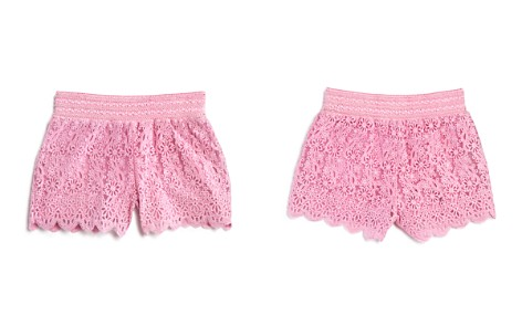 Design History Girls' Lace Shorts - Little Kid - Bloomingdale's_2