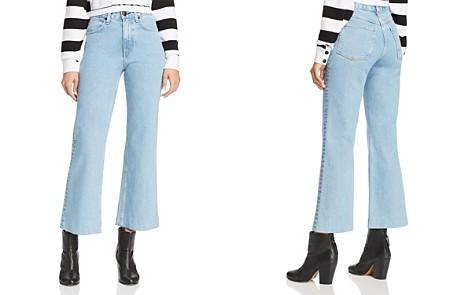 rag & bone/JEAN Justine Wide-Leg Ankle Jeans in Broken Nelly - Bloomingdale's_2