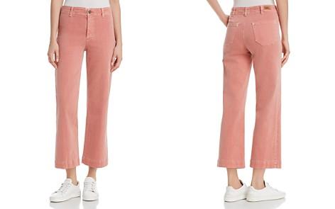 PAIGE Clean Front Nellie Jeans in Vintage Desert Sunrise - Bloomingdale's_2