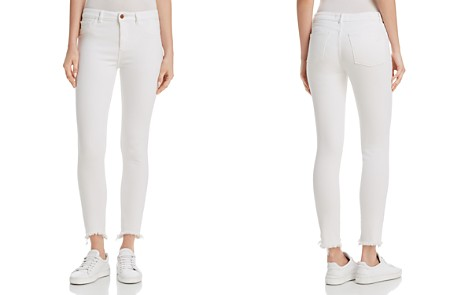 DL1961 Farrow Instaslim High Rise Skinny Ankle Jeans in Cape Cod - Bloomingdale's_2