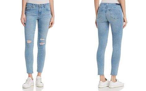 AG Ankle Legging Jeans in Waterfront - 100% Exclusive - Bloomingdale's_2