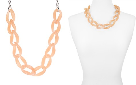 "AQUA Lucite Chain Necklace, 21"" - 100% Exclusive - Bloomingdale's_2"