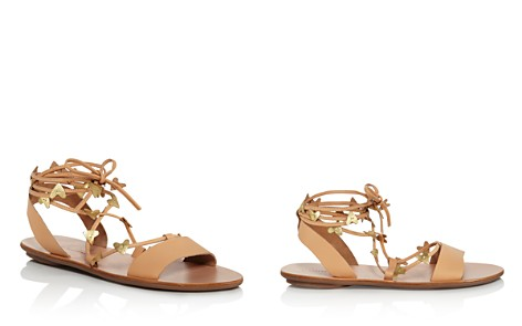 Loeffler Randall Women's Heartla Leather Strappy Ankle Tie Sandals - 100% Exclusive - Bloomingdale's_2