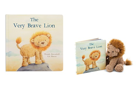 Jellycat The Very Brave Lion Book - Ages 0+ - Bloomingdale's_2