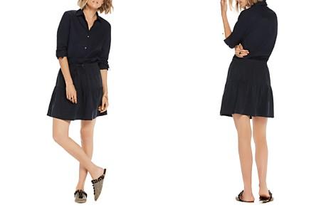 Scotch & Soda Flounce-Hem Shirt Dress - Bloomingdale's_2
